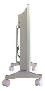 Комбинированный обогреватель Теплофон ЭВНАП 1,5/220 iT. (вид сбоку)
